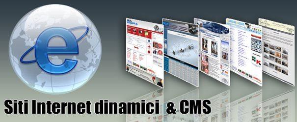 Sviluppo siti internet e applicazioni Web. Modena.